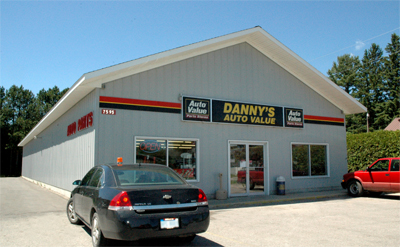 Upper Michigan Small Commercial Construction - Danny's Auto Value